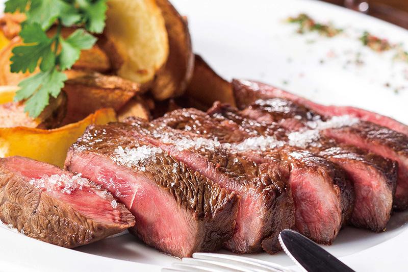 Crane Lunch Set<br>イタリアン肉酒場の肉ランチ